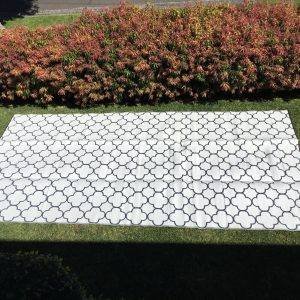 270cm x 540cm (9ft x 18ft) Recycled Outdoor Mat – FREE POST